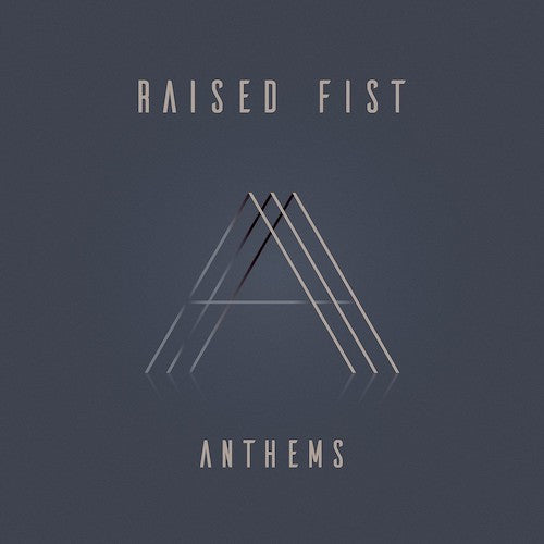 Raised Fist ‎– Anthems LP - Grindpromotion Records