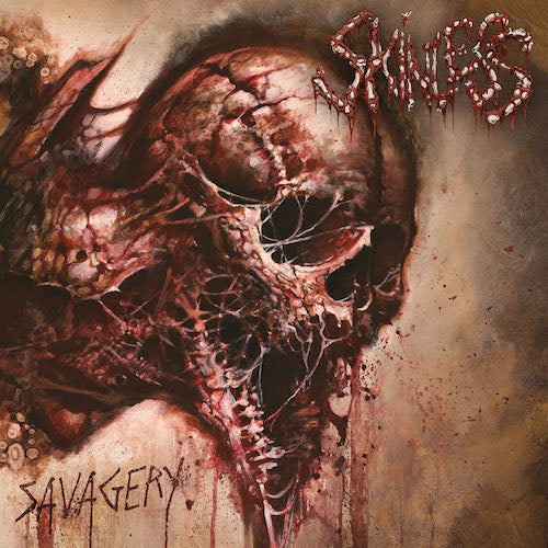 Skinless - Savagery LP - Grindpromotion Records