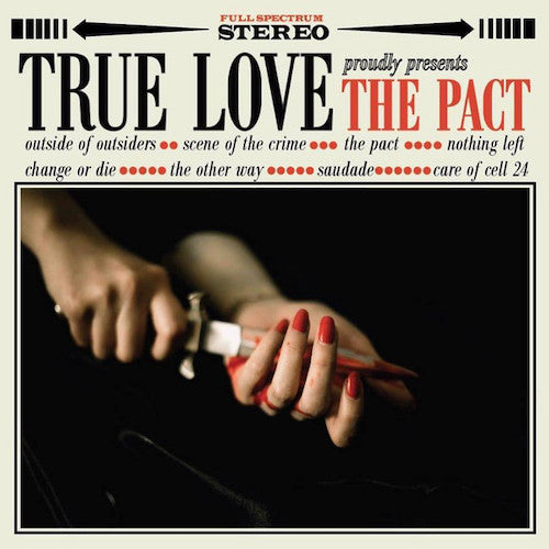 True Love ‎– The Pact LP - Grindpromotion Records