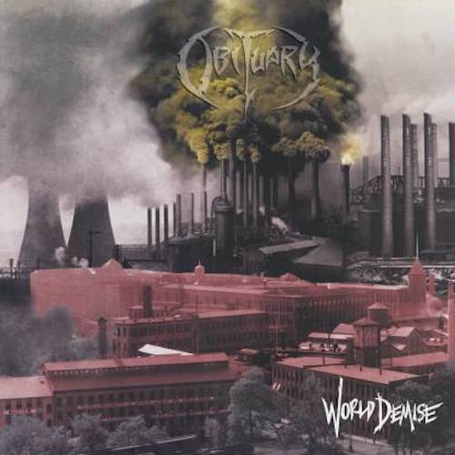 Obituary ‎– World Demise 2xLP - Grindpromotion Records