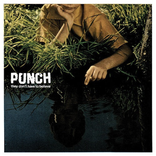 Punch ‎– They Don't Have To Believe LP (Yellow Vinyl) - Grindpromotion Records