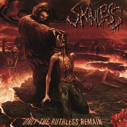 Skinless ‎– Only The Ruthless Remain LP - Grindpromotion Records