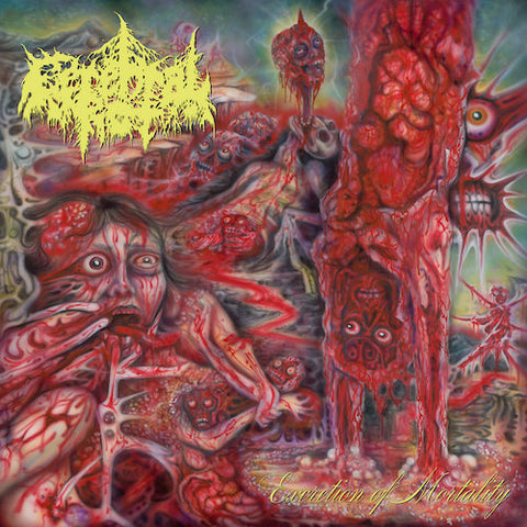 Cerebral Rot - Excretion of Mortality LP*