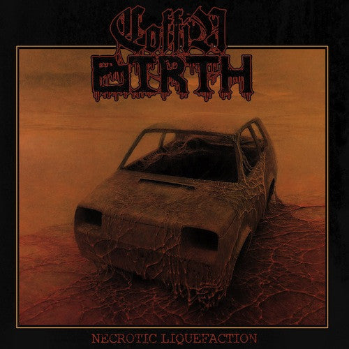 "Coffin Birth - Necrotic Liquefaction 10"" - Grindpromotion Records"