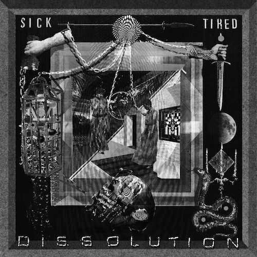 Sick/Tired - Dissolution LP (Halloween Vinyl)