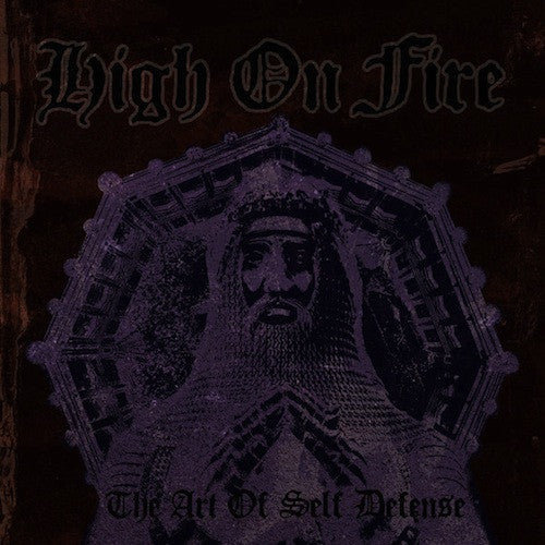 High On Fire ‎– The Art Of Self Defense 2XLP - Grindpromotion Records