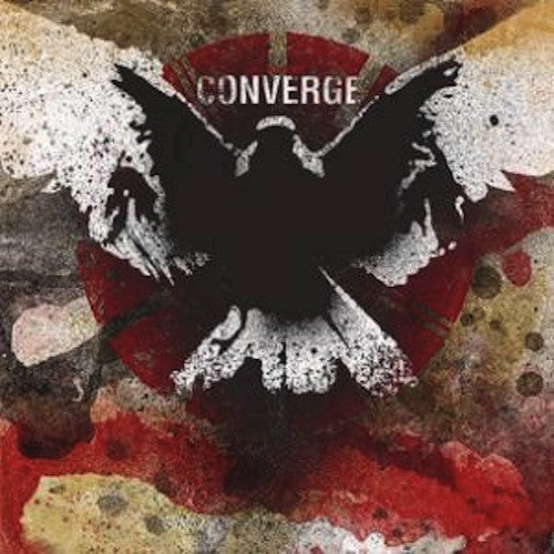 Converge ‎– No Heroes LP (Transparent Red w/ Red Smoke Vinyl) - Grindpromotion Records