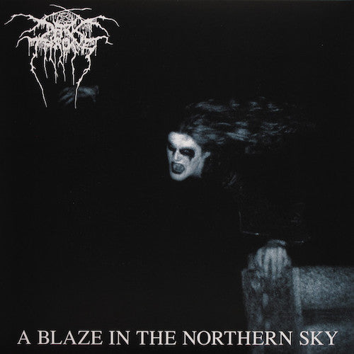 Darkthrone ‎– A Blaze In The Northern Sky LP - Grindpromotion Records