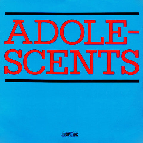 Adolescents ‎– Adolescents LP