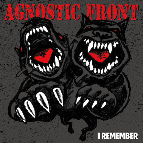 Agnostic Front ‎– I Remember 7""
