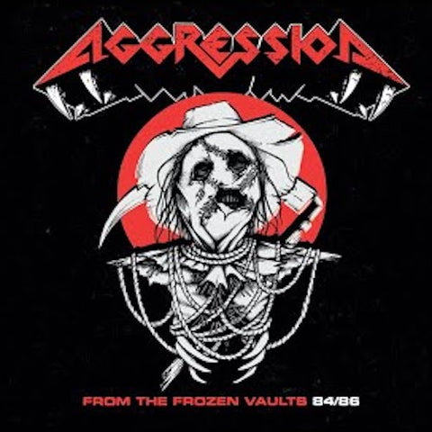 AGGRESSION - From the frozen vaults 84-86 LP+CD