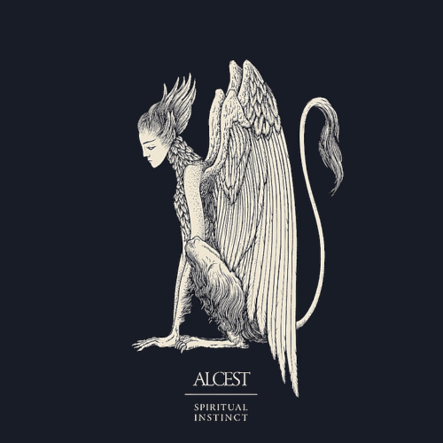 Alcest ‎– Spiritual Instinct LP - Grindpromotion Records