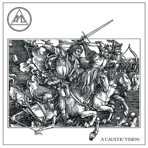 All Pigs Must Die ‎– A Caustic Vision LP