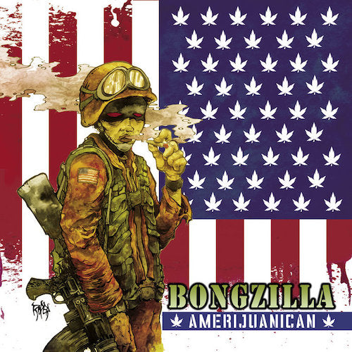 Bongzilla - Amerijuanican LP - Grindpromotion Records