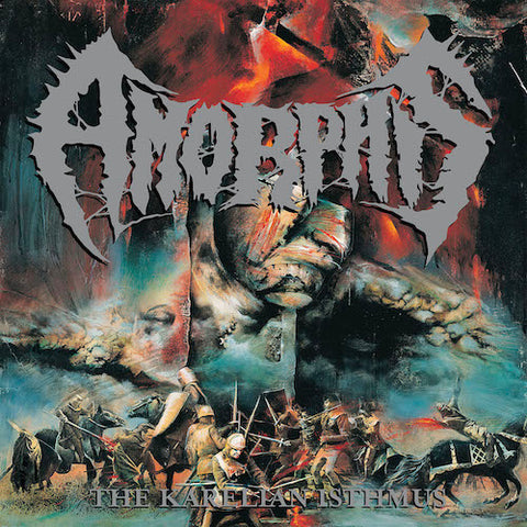 Amorphis - The Karelian Isthmus LP