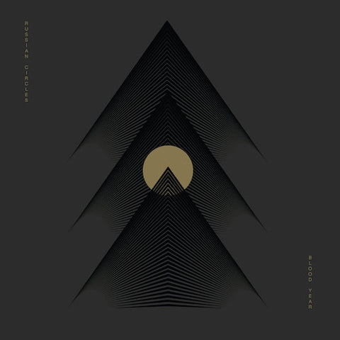 Russian Circles - Blood Year LP