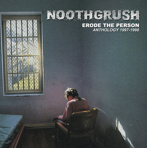 Noothgrush - Erode the Person Anthology 2XLP - Grindpromotion Records