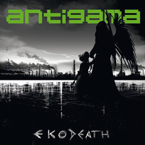 "Antigama / Schismopathic ‎– Eko-Death 7"" - Grindpromotion Records"
