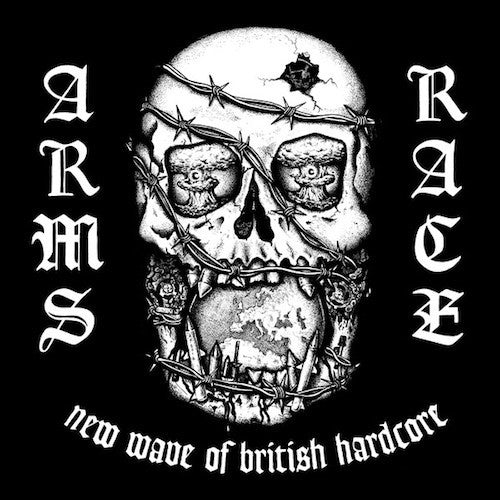 Arms Race ‎– New Wave Of British Hardcore LP - Grindpromotion Records