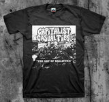 Capitalist Casualties - Art Of Ballistics T-Shirt - Grindpromotion Records