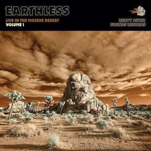 EARTHLESS - Live in the Mojave Desert / Volume 1 2xLP