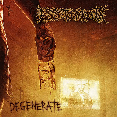 Ass To Mouth - Degenerate LP - Grindpromotion Records