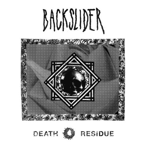 "Backslider ‎– Death Residue 7"" - Grindpromotion Records"