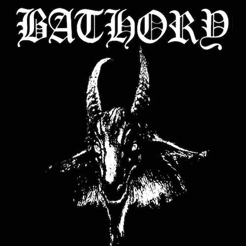 Bathory ‎– Bathory LP - Grindpromotion Records