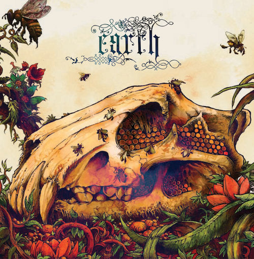 Earth ‎– The Bees Made Honey In The Lion's Skull 2XLP - Grindpromotion Records