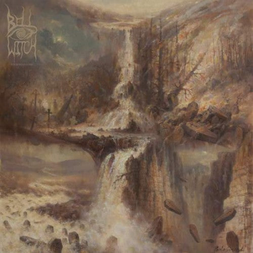 Bell Witch ‎– Four Phantoms 2XLP (Cream / Black Smoke Vinyl) - Grindpromotion Records