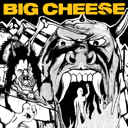 Big Cheese - Don't Forget To Tell The World LP - Grindpromotion Records
