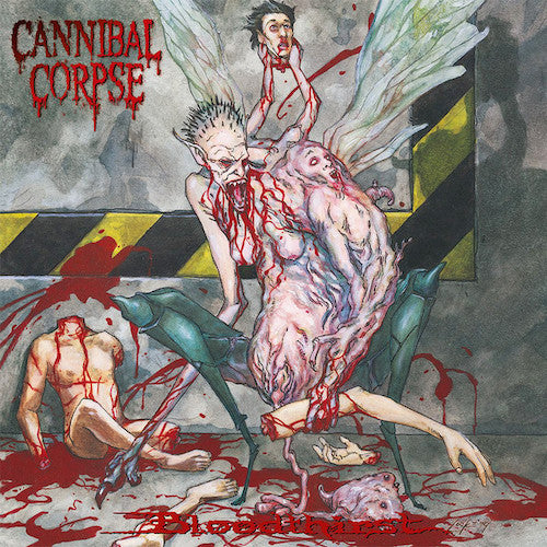 Cannibal Corpse ‎– Bloodthirst LP (180g Vinyl) - Grindpromotion Records