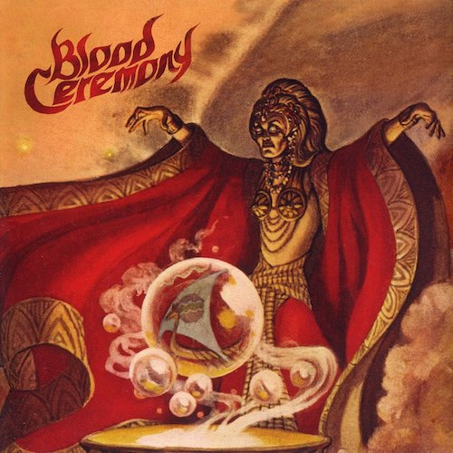 Blood Ceremony ‎– Blood Ceremony LP - Grindpromotion Records