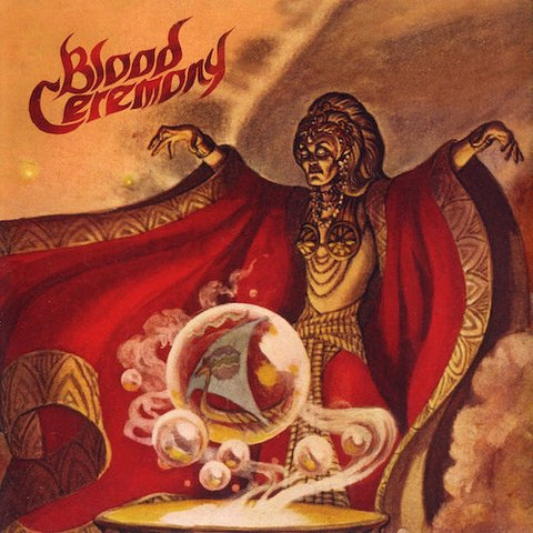 Blood Ceremony ‎– Blood Ceremony LP