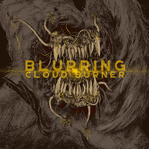 Blurring ‎– Cloud Burner LP - Grindpromotion Records