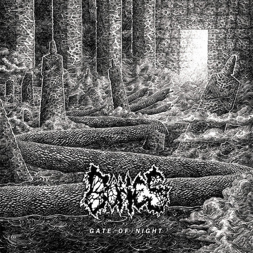 Bones – Gate Of Night LP