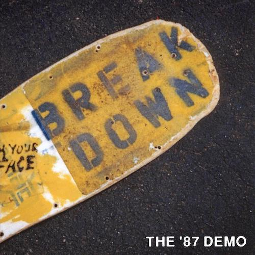 Breakdown - The 87 Demo LP - Grindpromotion Records