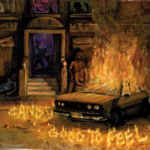 Candy ‎– Good To Feel LP - Grindpromotion Records