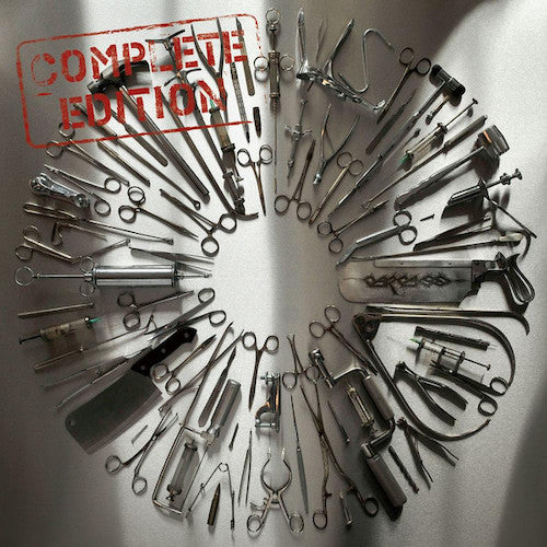 Carcass ‎– Surgical Steel (Complete Edition) 2XLP - Grindpromotion Records
