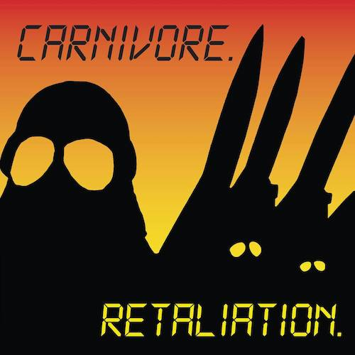 Carnivore ‎– Retaliation 2XLP (Yellow Vinyl) - Grindpromotion Records
