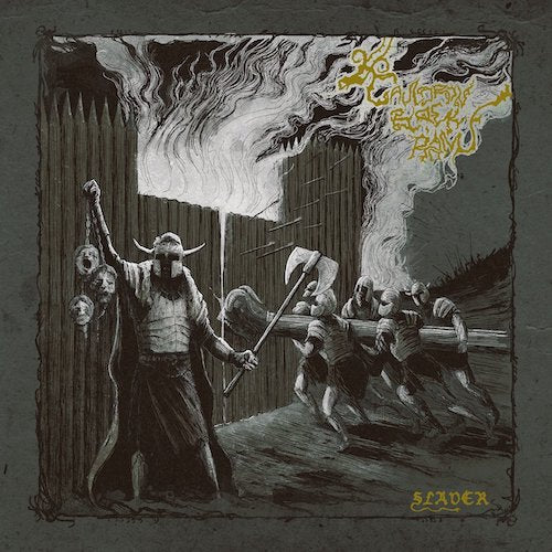 CAULDRON BLACK RAM - SLAVER LP - Grindpromotion Records