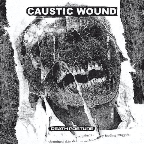 Caustic Wound - Death Posture LP