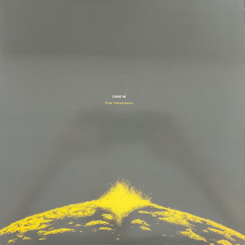 Cave In ‎– Final Transmission LP - Grindpromotion Records
