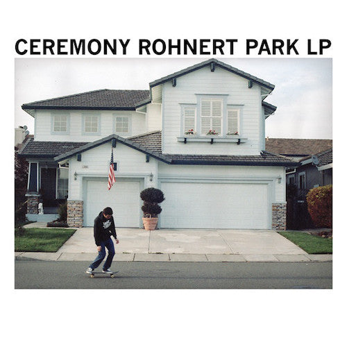 Ceremony ‎– Rohnert Park LP (Purple Translucent Vinyl) - Grindpromotion Records