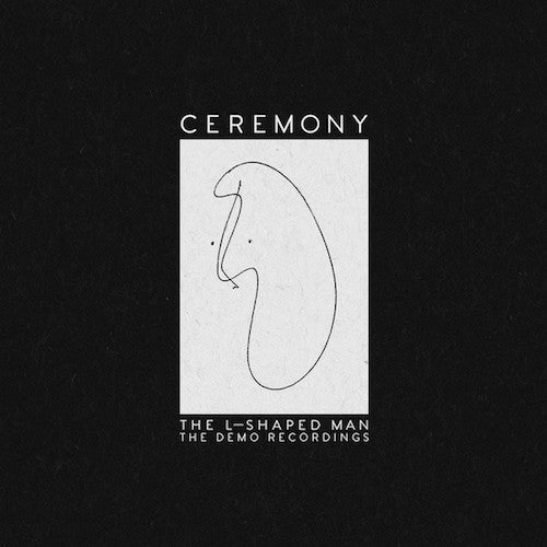 Ceremony ‎– The L-Shaped Man - The Demo Recordings LP (Gold Vinyl) - Grindpromotion Records