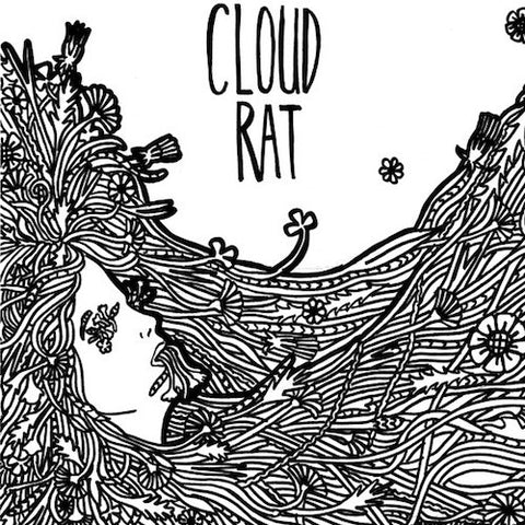 Cloud Rat ‎– Cloud Rat LP (Green Vinyl)