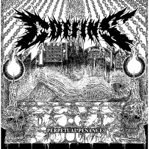 Coffins ‎– Perpetual Penance 2XLP - Grindpromotion Records