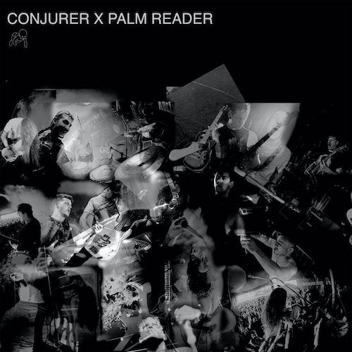 Conjurer x Palm Reader - Conjurer x Palm Reader LP - Grindpromotion Records