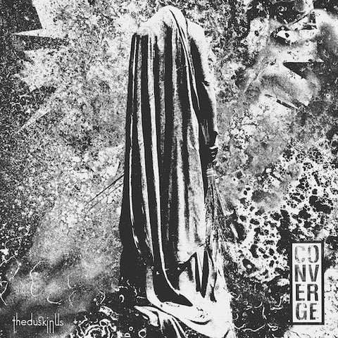 Converge ‎– The Dusk In Us LP (Silver Red Mix Vinyl)