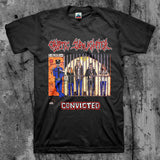 Cryptic Slaughter - Convicted T-Shirt - Grindpromotion Records